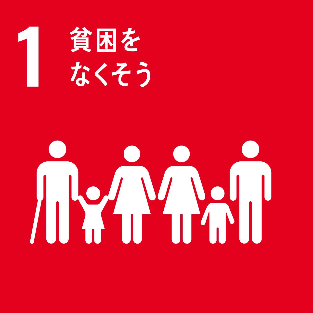 SDG's icon No1