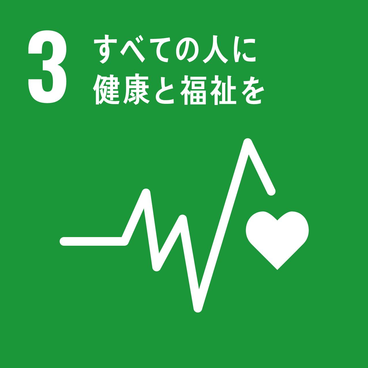 SDG's icon No3