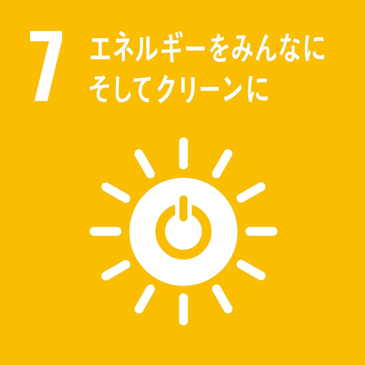 SDG's icon No7